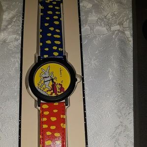 Keith Haring Limited Edition Watch NWT Playboy